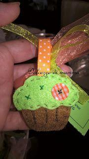 Dolcezze di mamma: Di cadeaux per la Stella: cupcake e coni gelato di...