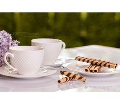 porcelana Villa Italia Bari bone china kawa herbata filiżanka