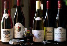 corkshrewd:    A proper Burgundian line up. - more @ primo-vino.com