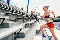 Ob Läufer, Biker oder Kicker: Sportler sind im Ungleichgewicht. Mit unseren vier Kurz-Workouts kommst du in Balance, baust Muskeln auf und verbesserst so deine Performance.
