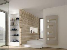 radiateur électrique lumineux de design moderne DEDALO par IRSAP