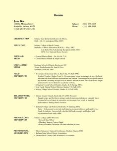Sample Student Resume    Http://www.resumecareer.info/sample Student Resume 2/