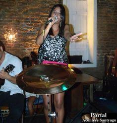 ACONTECE:  Neste sábado (03) tem Helo Nascimento e Clube do Samba no Vila do Porto