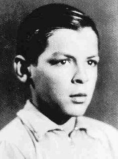 Che Guevara @ 10 yrs. old [1938]