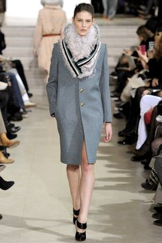 Bouchra Jarrar Spring 2012 Couture Fashion Show - Charlotte Wiggins (NATHALIE)