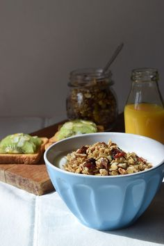 Pain au chocolat - Granola ai semi e frutta secca