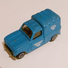 ITEM Majorette Renault French made diecast model car number 230 telephones blue version DESCRIPTION Model is in good condition but is a loose Miniature Cars, Diecast Model Cars, Made In France, Retro Toys, Cool Toys, Hot Wheels, Scale, Childhood, British