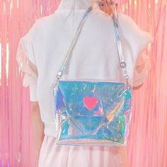 Cheap mini handbag, Buy Quality ladies bags directly from China women shoulder bag Suppliers: BEARBERRY 2017 Small Ladies Bags Women Shoulder Bag Clear Satchel Girls Summer lovely heart Crossbody Bag Mini Handbag Cute Love Heart, Hologram, Holographic, Crossbody Shoulder Bag, Shoulder Bags, Crossbody Bags, Satchel, Zipper Bags, Cloth Bags