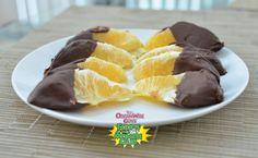 Tasty Dark chocolate oranges and other orange dessert ideas!organwiseguys.com