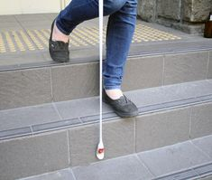 walking cane for visually impaired