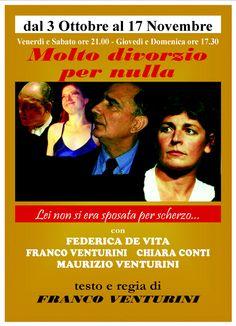 Molto divorzio per nulla - Stagione teatrale 2013/ 2014