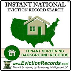 The national eviction record search and nationwide eviction background records includes tenant evictions by landlords and apartment management companies. Landlord Tenant, Being A Landlord, Tenant Screening, Criminal Background Check, Court Records, Management Company, Virgin Islands, Search, Puerto Rico