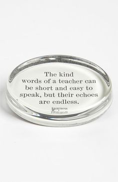 Ben's Garden 'Kind Words' Paperweight available at #Nordstrom