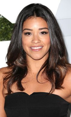 Gina Rodriguez at the GQ Men of the Year Party 2014