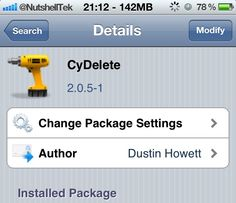 Up until the tweak called CyDelete iPhone application was released, jailbreak apple iphone individuals were called for to by hand eliminate their jailbroken apps by means of the Cydia outlet in a tedious, multi-step procedure. As many jailbroken individuals understand, this procedure can become fairly prolonged if there is greater than one iPhone application to uninstall. With CyDelete