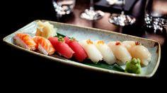 Rågod sushi i kjelleren på Paléet Sushi, Ethnic Recipes, Food, Essen, Meals, Yemek, Eten, Sushi Rolls