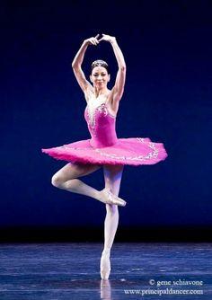 Viktoria Tereshkina, Mariinsky Ballet - Photographer Gene Schiavone