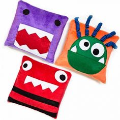 Fun and Function's Monster Beanbags