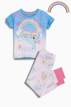 Buy My Little Pony Pyjamas (12mths-8yrs) from the Next UK online shop