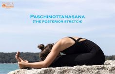 Here are some instructions how to do Paschimottanasana. #TheYogaInstitute #Yoga #Yog #Asana #instructions #Practice #2k18 #asanaoftheday #mumbai