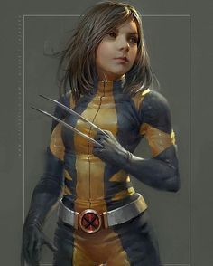 """18.3k Likes, 76 Comments - NoMoreMutants.com (@nomoremutants) on Instagram: """"One of the best parts of Logan was X-23. The director is already talking the character's future in…"""""""