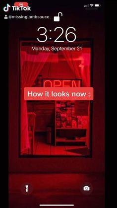 IOS red aesthetic Home Screen [Video] | Iphone wallpaper, Ios design, Widget design