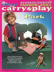 Fashion Doll Carry & Play Park - Electronic Download