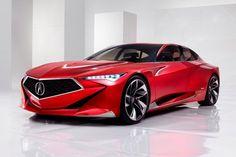 Acura revela Precision conceito em Detroit  (Foto: Divulgação)