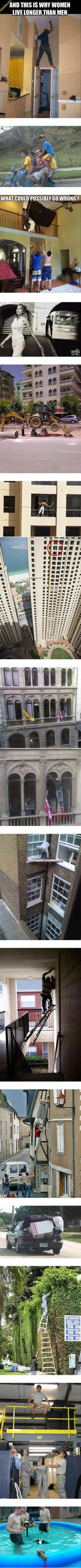 And This Is Why Women Live Longer Than Men