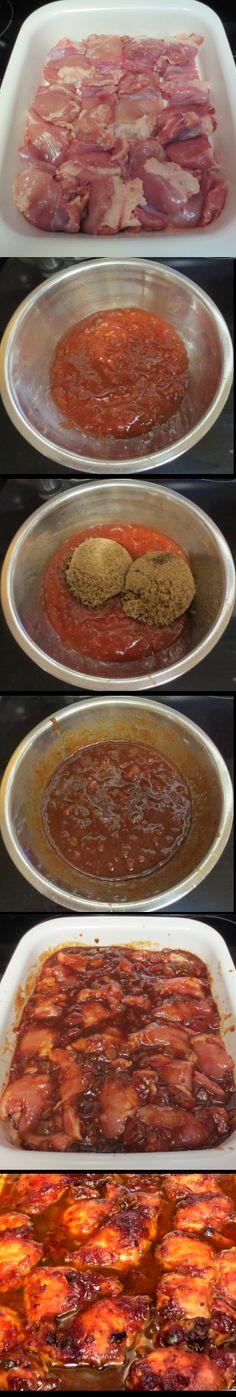3 Ingredient Salsa Chicken