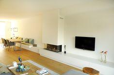 Openhaard In Woonkamer : 20 beste afbeeldingen van tv open haard tv unit furniture home