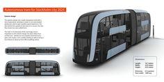 VLT (Veículo leve sobre trilhos) - Tramways - Stockholm