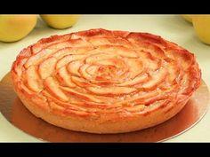 Tarta de Manzana | Súper Fácil y Deliciosa - YouTube
