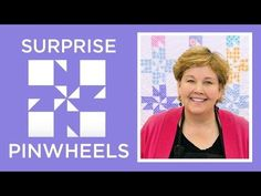 MSQC Tutorial - Surprise Pinwheels Quilt