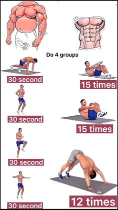 Abs And Cardio Workout, Gym Workouts For Men, Gym Workout Chart, Full Body Gym Workout, Gym Workout Videos, Abs Workout Routines, Gym Workout For Beginners, Mens Health Workout, 45 Minute Workout
