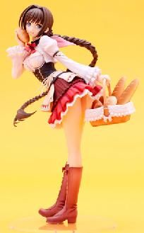 Kotobukiya Shining Hearts Neris Bread Girl PVC Licensed Figure *FREE SHIPPING*