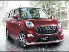 2015 Daihatsu Cast Kei Car