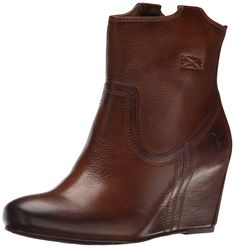 FRYE Women's Carson Wedge Bootie -- Quickly view this special boots, click the image : Women's booties