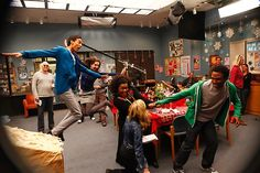 From Episode 111 Community Library, Community College, Tv Head, Wizards Of Waverly Place, Donald Glover, Lizzie Mcguire, Tv Times, Comedy Show, Me Tv