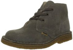 Primigi Ground Ankle Boot (Toddler/Little Kid/Big Kid) Primigi. $44.75. leather. Rubber sole. Breathable leather lining, Classic desert boot, Three hole eyelets, Lace up