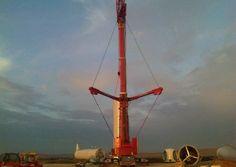 wind park siemens 500t
