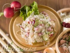 Farmersaláta recept Potato Salad, Potatoes, Ethnic Recipes, Food, Potato, Essen, Yemek, Meals