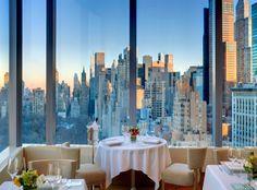 10 restaurantes com as vistas mais incríveis do mundo