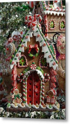 Christmas Village Houses, Christmas Village Display, Christmas Gingerbread House, Christmas Crafts, Gingerbread Houses, Christmas Villages, Santa Christmas, Christmas Ornament, Cardboard Gingerbread House