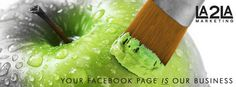La2La Marketing color your world timeline @ www.facebook.com/la2lamarketing. Contact us for you facebook set up. Galan Graphix designed this timeline   http://www.galangraphix.com