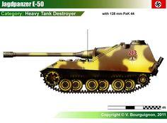 E-50 Jagdpanzer