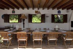 Dining room | Mlinaric, Henry & Zervudachi