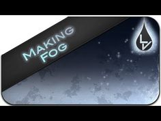 Making Fog (After Effect Tutorial) - YouTube