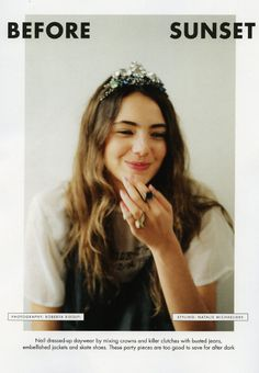 amelia zadro | Chic Management