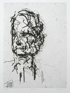 1000 images about frank auerbach on pinterest frank auerbach self portraits and charcoal. Black Bedroom Furniture Sets. Home Design Ideas